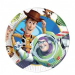 10 x Toy Story Party Plates