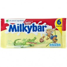 6 x Small Milky Bars