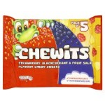 5 x Multi Pack of Chewits
