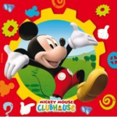20 x Mickey Mouse Clubhouse Napkins