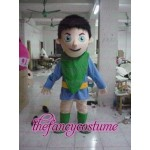 Tree Fu Tom Adult Mascot Costume Hire