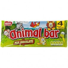 4 x Nestle Animal Bars