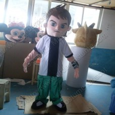 Ben 10 Adult  Mascot Costume Hire