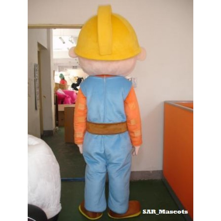 Bob The Builder Adult Costume 89