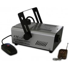 METEOR 900W Fog Machine Complete With Wireless Remote (Smoke/Fog)
