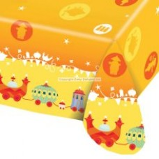 In The Night Garden Plastic Table Cover