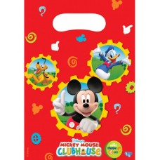 10 x Mickey Mouse Clubhouse Party Bags