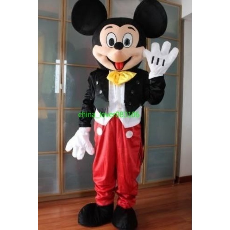 sc 1 st  ABC-Mascots & Mickey Mouse Adult Mascot Costume Hire