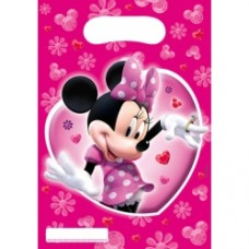 Minnie Mouse Pink Party Bags