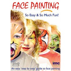 Face Painting DVD