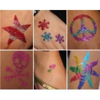 Glitter Tattooist