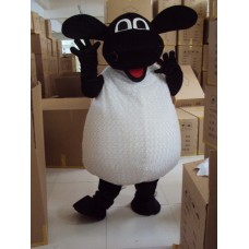Timmy Time  Shaun The Sheep Adult Mascot Costume Hire