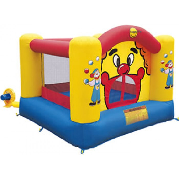 toddler clown bouncy castle hire